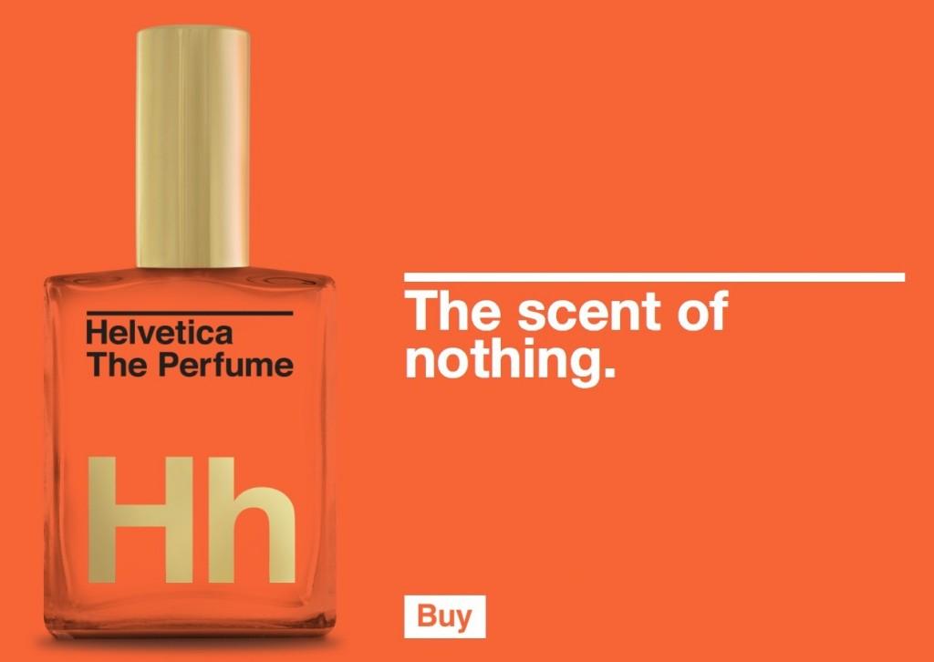 Helvetica : le parfum