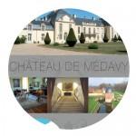 Affiche • Château de Médavy