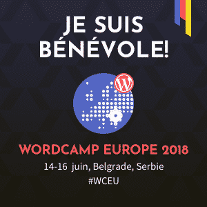 WordCamp Europe 2018 - Belgrade